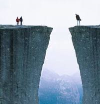The danger of gaps!