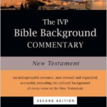 Bible Background Knowlege: Why is it Important, How does it Help?
