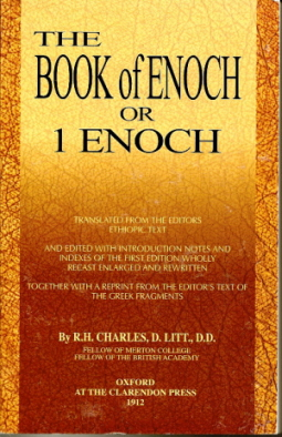 The Book of Enoch and The Secrets of Enoch