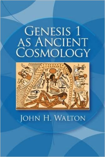 Walton's book explores the connection between Creation and the Cosmos with Temples and their importance. His book is available at Amazon USA / UK and Logos/Faithlife.